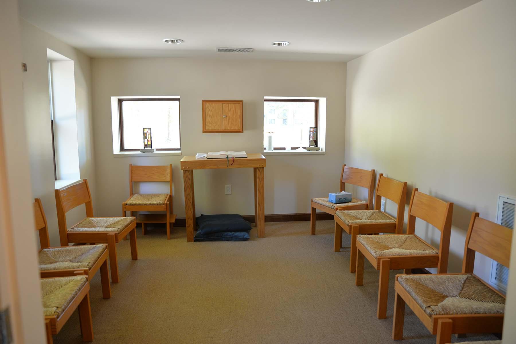 Thomas Retreat House Jesuit Spiritual Center At Milford