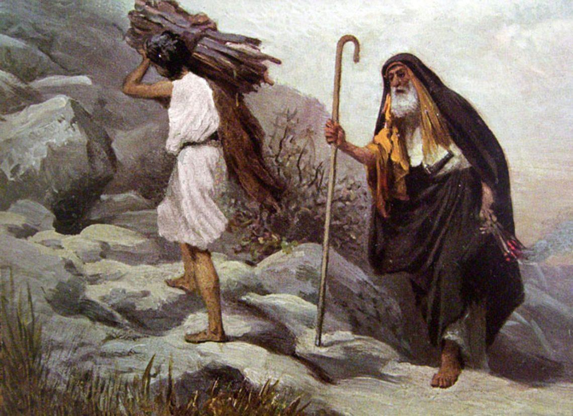 Abraham and Isaac Climb